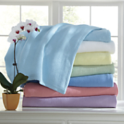 sunny garden cotton blanket