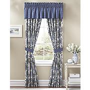 indigo window treatments