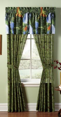 Rainforest Window Treatments
