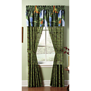 rainforest window treatments