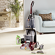 Pet Power Scrub Deluxe Carpet Cleaner by Hoover