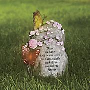 solar butterfly memorial