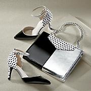 Artina Clutch and Shoe