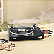 pro style turntable by memorex