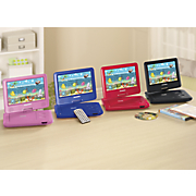 9 and 13 portable dvd player with swivel screen by sylvania