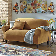 Brocade Slipcovers Pillow Inserts and Pillow Cover