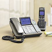 RCA Corded/Cordless Phone and Answering Machine System