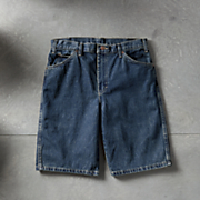 dickies 6 pocket jean short