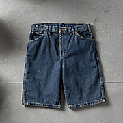 dickies 6 pocket jean short