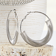 Wire-Wrap Hoops