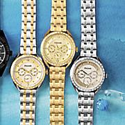 women s round bracelet watch by pulsar