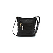 double zip cross body