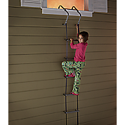 two story fire escape ladder by first alert
