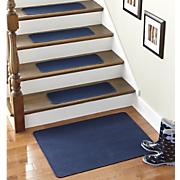 set of 4 stair treads landing rug