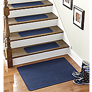 set of 4 stair treads landing rug