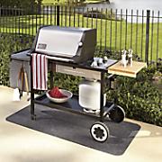gas grill mat