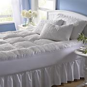 Sensorpedic Elegance Mattress Topper and Pillow Cover