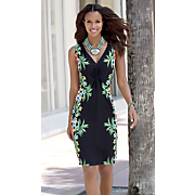 sexy tropics dress 151