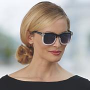 metal corner sunglasses