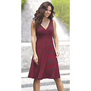 Carren Surplice Dress