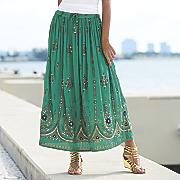 embellished skirt 149