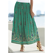 embellished skirt 149
