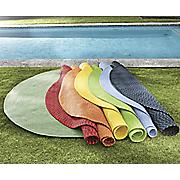 sunsplash braided rug