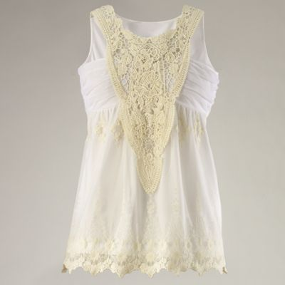 Lace Front Babydoll