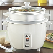 Cuizen 16-cup Rice Cooker with Steamer