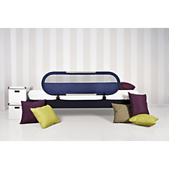side light bed rail with night light