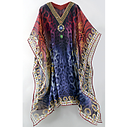 Jeweled Animal Caftan