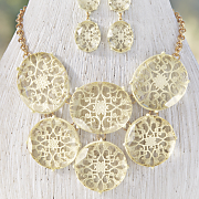 Scrollwork Necklace