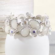 floral stretch bracelet 105
