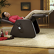 Full-Recline Zero Gravity Chair with Heat and Massage