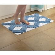 alfombra de baño s Ginny élite algodón 21 x 34