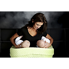 san diego bebe twin eco nursing pillow
