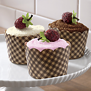 set of 3 sweet treat cupcakes towel gifts