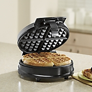 Nonstick, Variable Settings Waffle Iron by Elite