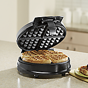 nonstick variable settings waffle iron by elite