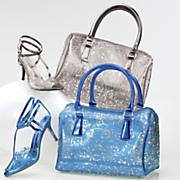Libertine Lucite Bag