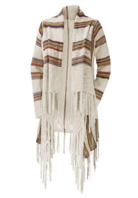 Sienna Striped Sweater