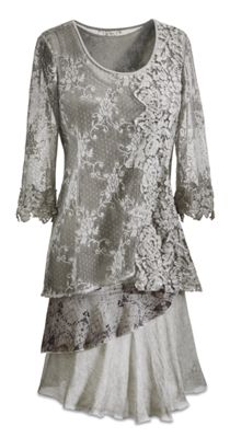 Arabella Lace Top and Dress Set