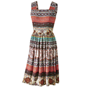 summer s day tank dress