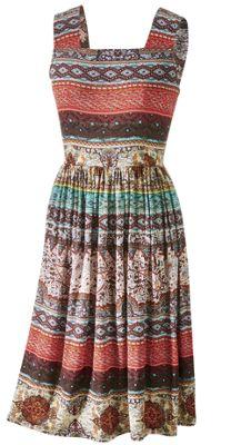 Summer's Day Tank Dress