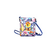 watercolor floral crossbody by buxton