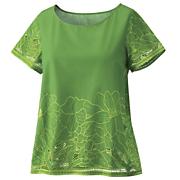 akira embroidered blouse