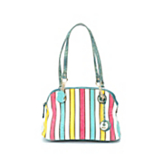 iris stripe bag