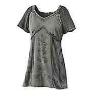 rio rancho embroidered top