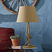 Rope Lasso Table Lamp