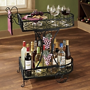 Wine Serving Table